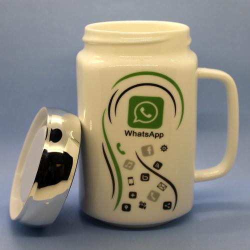 Taza WhatsApp