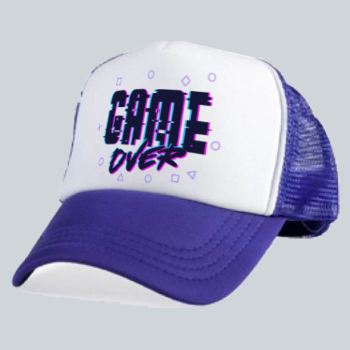 Gorra Game Over