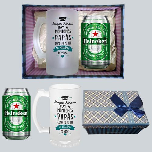 Combo Papá 01-Chopp y Cerveza